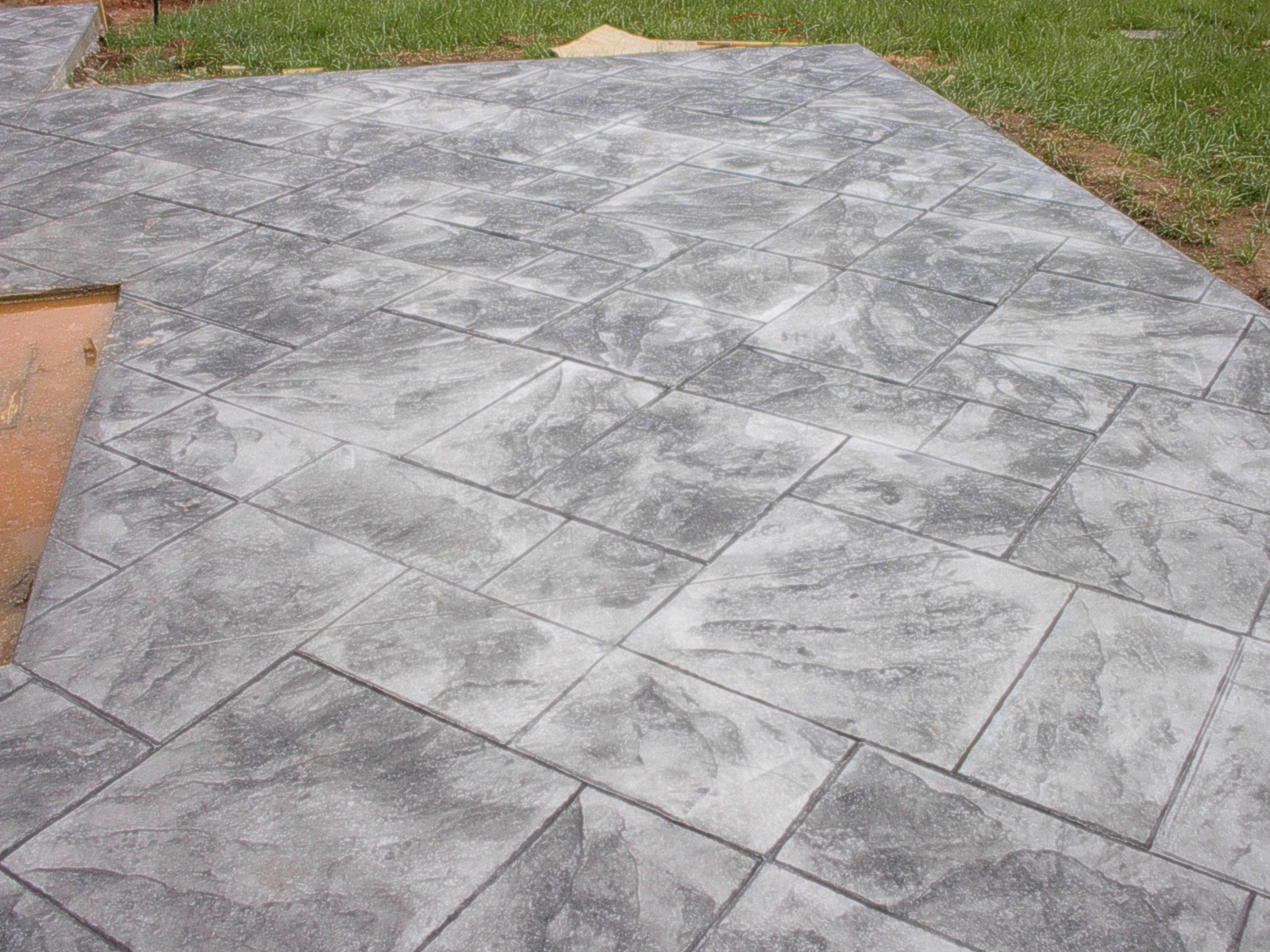 Dixie stamped concrete inc patios