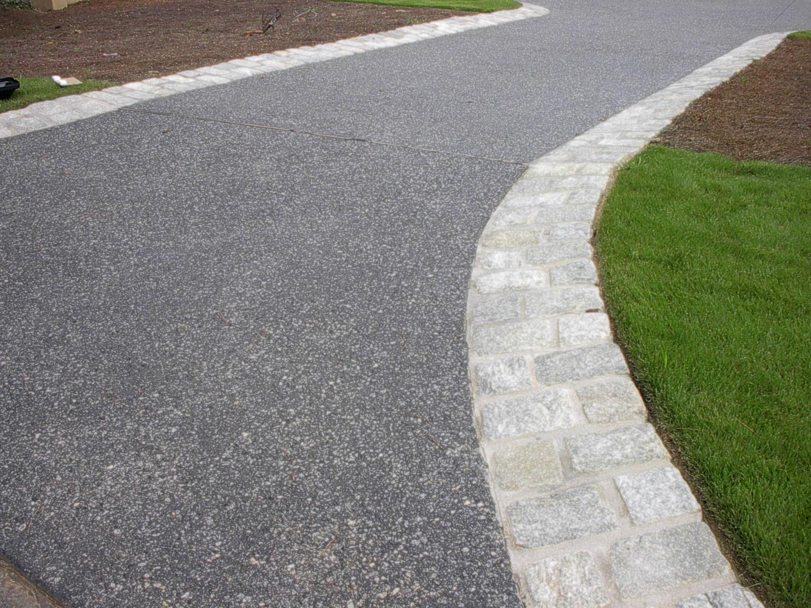 Dixie Stamped Concrete Inc Exposed Aggregates